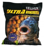 Kulki Ultra MIX - Fish Mix, Halibut, Krab, Ochotka - /16mm/ - 500 g