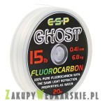 Fluorocarbon Ghost - 20m (0,35mm/5,5kg)